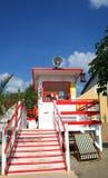 Strandhütte Stockbilder