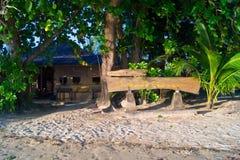 Strandhaus Stockbilder