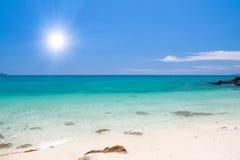 strandhav Royaltyfri Fotografi