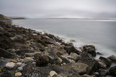 Strandhill plaża w Sligo w Irlandia Obrazy Stock