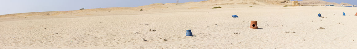 Strandinsel in Hurghada lizenzfreie stockfotografie