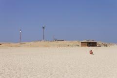 Strandinsel in Hurghada Stockfoto