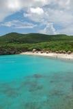 Strandknip Curacao Fotografering för Bildbyråer
