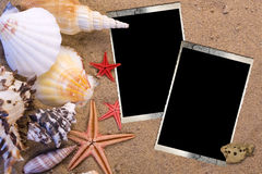 Strandkonzept Lizenzfreie Stockfotos
