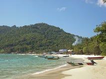 Strandlandschaft Stockbilder