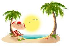 Bildergebnis für sommerferien strand clipart