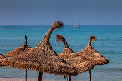 Strandlivsstil Arkivfoto