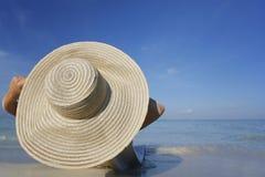 strandlivstid Arkivbild