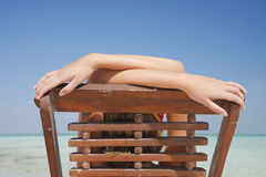 strandlivstid Royaltyfria Foton
