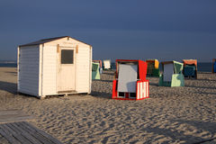 strandmorgon Royaltyfri Bild