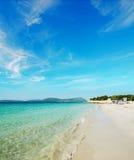 strandoklarheter över Royaltyfria Bilder