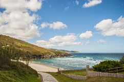 strandoklarheter över Royaltyfri Foto