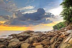 strandoklarheter Royaltyfria Foton