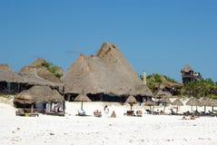 strandparadis Arkivbilder