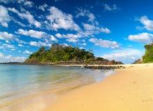 strandparadis Fotografering för Bildbyråer
