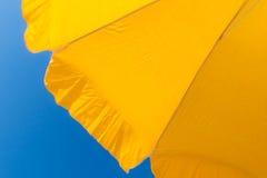 strandparaply Arkivbild