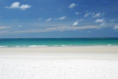 strandplats Arkivbilder