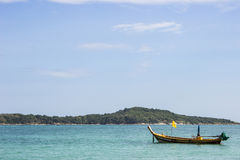 Strandplatsen i Phuket, Thailand Royaltyfri Bild
