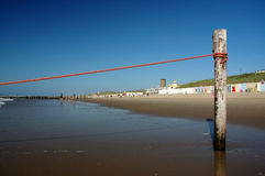 strandpol Arkivbilder
