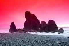strandruby Fotografering för Bildbyråer