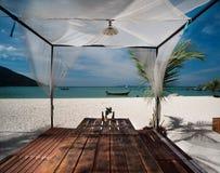 Strandsäng Koh Lipe ö - Thailand Arkivbilder