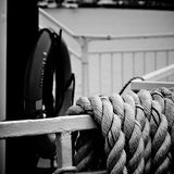 Strands Of Rope Royalty Free Stock Images
