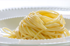 Strands spaghetti Royalty Free Stock Photos