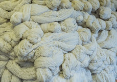 Strands of wool Royalty Free Stock Images