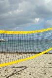 Strandsalvennetz stockfotografie