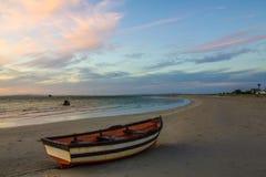 strandsatt Royaltyfri Fotografi