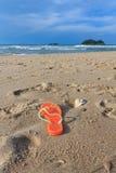 Strandschuhe Stockfoto
