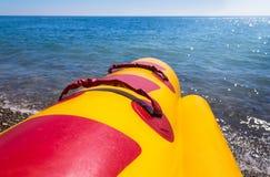 Strandseeausflug Stockfoto