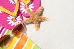 strandsemester Fotografering för Bildbyråer