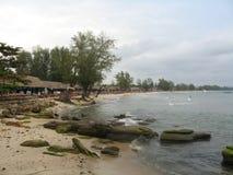Strandsina Stock Afbeeldingen