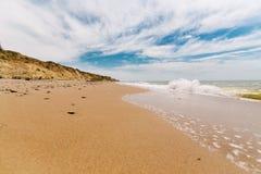 Strandskönhet Royaltyfria Bilder
