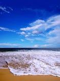 strandsommar royaltyfri fotografi