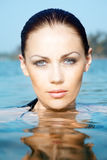 strandsommar Royaltyfria Foton