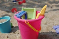 Strandspielwaren Lizenzfreie Stockfotos