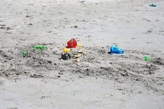 Strandspielwaren Stockfotografie