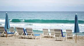 strandställe Arkivfoton