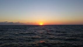 strandstad florida panama Arkivfoto