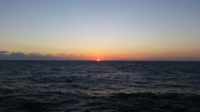 strandstad florida panama Royaltyfria Foton