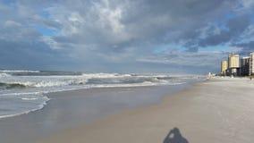 strandstad florida panama Royaltyfri Fotografi