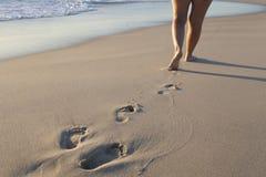 strandstad perth Royaltyfria Bilder