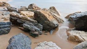 strandsten Arkivbild
