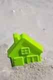 Strandstuk speelgoed Stock Foto's