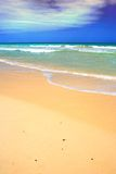 strandsymbol Fotografering för Bildbyråer