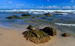 Strandszene Lizenzfreie Stockbilder