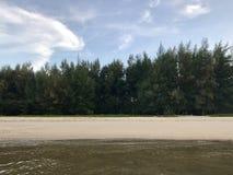 Strandtapete Phuket-Insel, Thailand Stockfotografie
