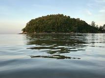 Strandtapete Phuket-Insel, Thailand Lizenzfreie Stockfotos